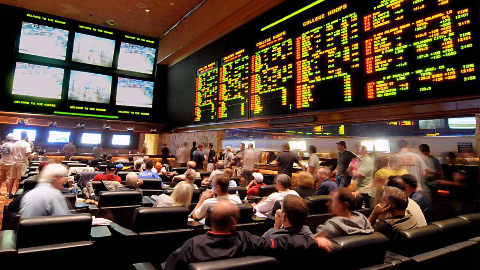 nfl vegas sportsbook make bets