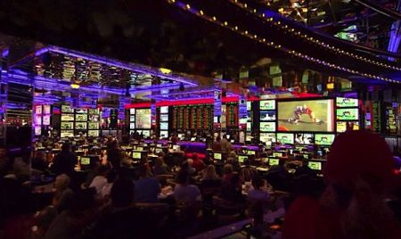 sports betting online through vegas