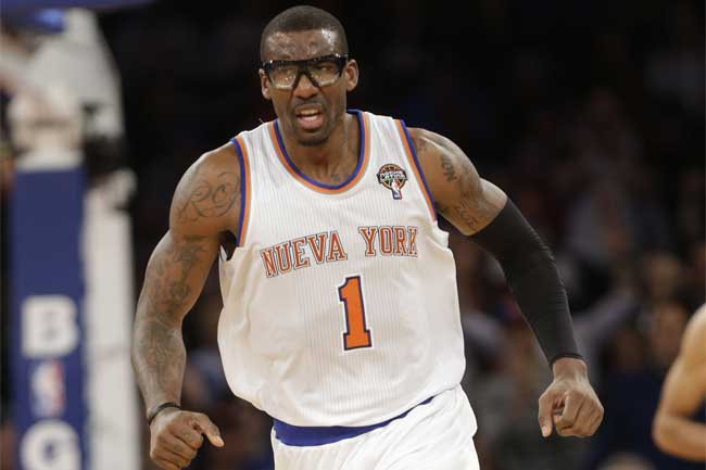 6-time NBA All-Star Amar'e Stoudemire joining Ice Cube's BIG3 League