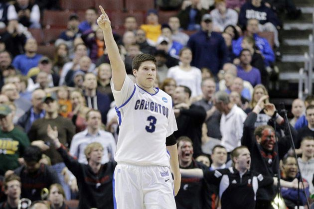 Creighton Beats Cincinnati, Duke Defeats Albany in Friday Midwest Regional Battles