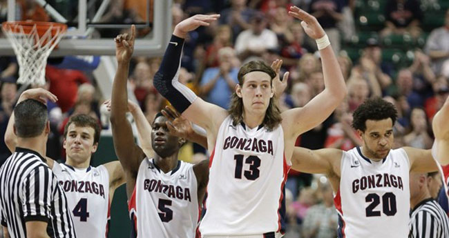 March Madness 2017: Gonzaga team to beat?