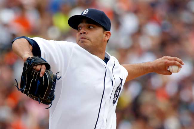 Cabrera scherzer favored for awards - Jose alvarez ...
