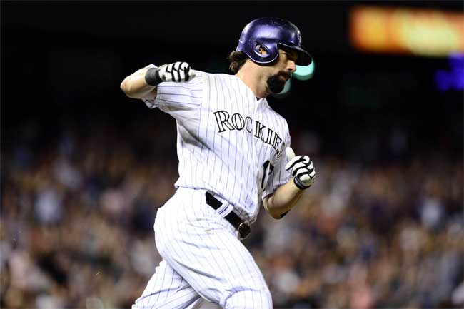 Baseball weekend digest sept 16 edition for Todd helton