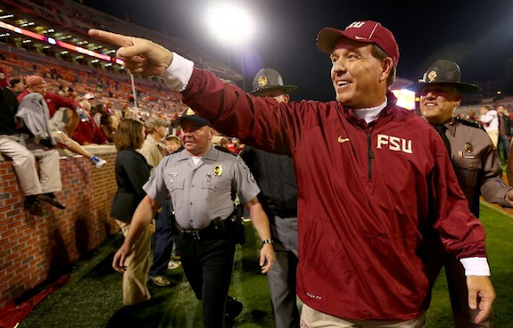 Report: Texas A&M finalizing deal with Jimbo Fisher