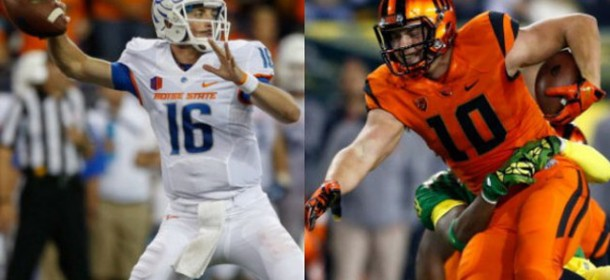 2013 Hawaii Bowl Preview: Boise State vs. Oregon State