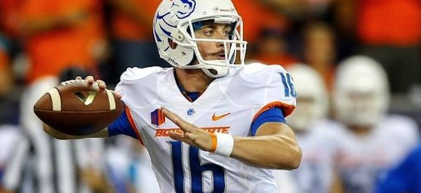 Boise State's Joe Southwick Sent Home From Hawaii Bowl