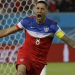 Clint Dempsey will look to find the back of the net and guide the United States to the second round of the 2014 FIFA World Cup when the side meets Germany on Thursday.