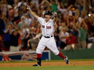 Red Sox Walk Off