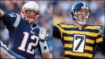 Patriots & Steelers Combine For 102 Points Against Opponents On Sunday