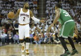 Kyrie Irving, Cavs, Celtics