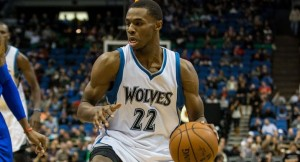 Andrew Wiggins, Timberwolves