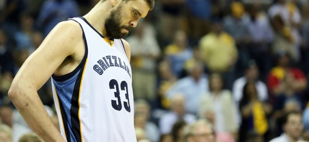Marc Gasol Hints He May Pursue Trade If Grizzlies Don't 'Keep Growing'