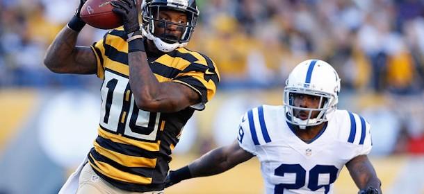 Steelers WR Martavis Bryant conditionally reinstated