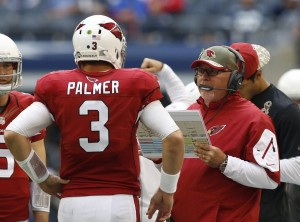 Carson Palmer, Bruce Arians, Cardinals