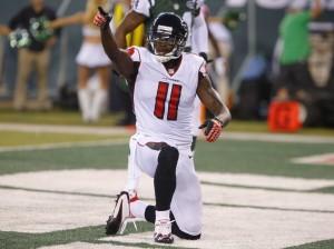 Julio Jones, Falcons