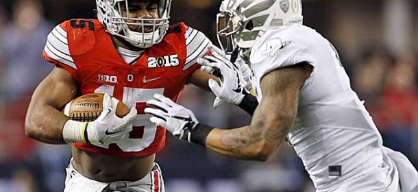 Ohio State Opens Big Ten Schedule at Indiana