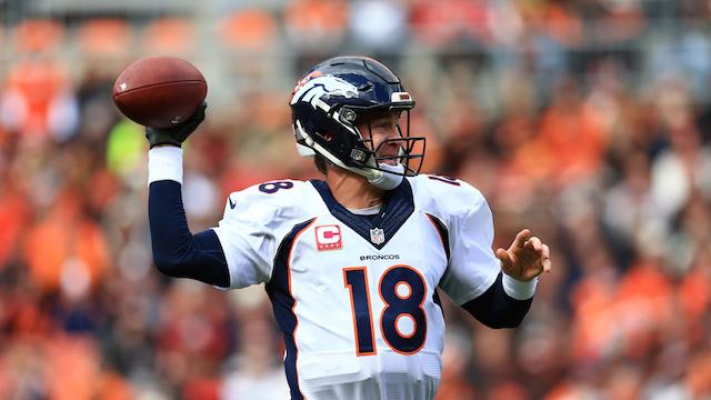 ESPN hoping to lure Peyton Manning to MNF