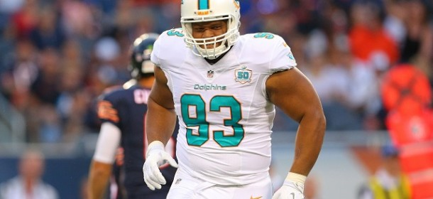 Dolphins looking to unload Ndamukong Suh