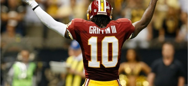 NFL Prop Bets: Where Will Robert Griffin III Land Next Season?