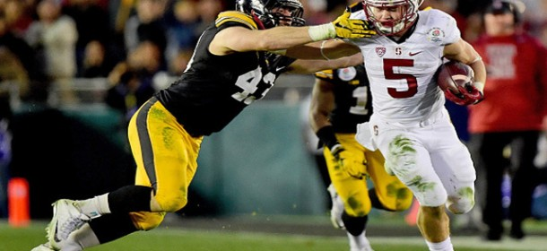 Top 5 Pac-12 Football Players in 2015