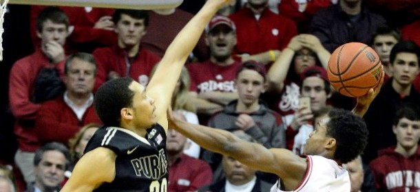Win Will Put Indiana in Sole Possession of Big Ten Lead