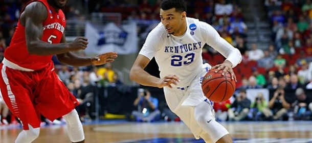 Indiana Meets Kentucky in Second Round Showdown
