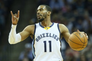 Mike Conley, Grizzlies