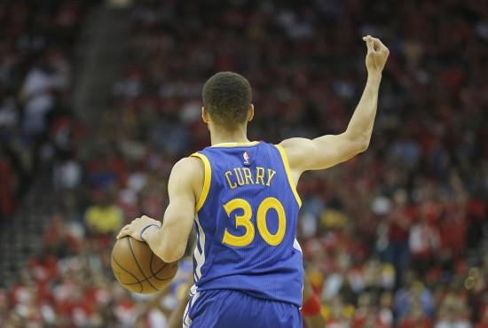 Stephen Curry, Warriors