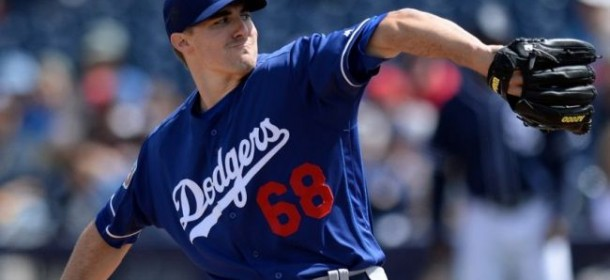 Ross Stripling Looks to Add to His Impressive Debut with Dodgers