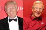 Donald Trump Scores Coveted Lou Holtz Endorsement