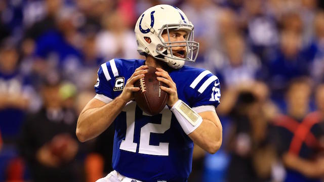 Colts coach Frank Reich 'hopeful' Andrew Luck will be 'throwing' when OTAs begin