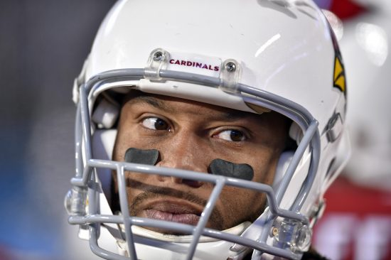 Cardinals wide receiver Larry Fitzgerald has decided to return for 2018