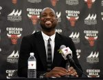 Dwyane Wade On Chicago Bulls: 'It's Jimmy Butler's Team'