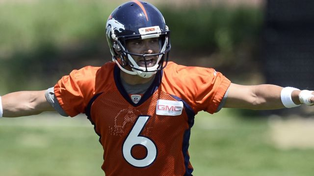 Mark Sanchez, Denver Broncos