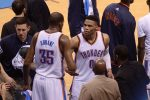 Kevin Durant Says It's A Bit 'Touchy' Right Now To Congratulate Russell Westbrook
