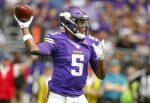 NFL News: Vikings QB Teddy Bridgewater Suffers Potentially Severe Knee Injury