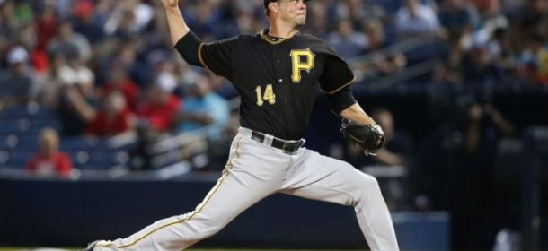 Vogelsong to Face Former Team When Pirates Visit Giants