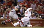 Reds Host Cardinals in National League Central Showdown