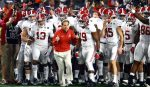 College Football Preseason Top Five in Power Rankings