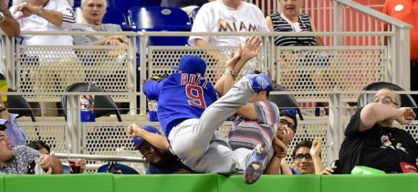Chicago Cubs Open Series at Home with Miami Marlins