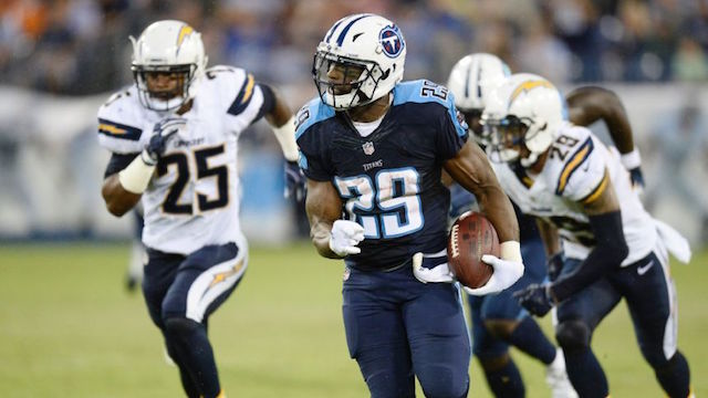 Murray, Tennessee Titans