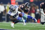 Cowboys WR Dez Bryant Has 'Hairline Fracture' In Right Knee