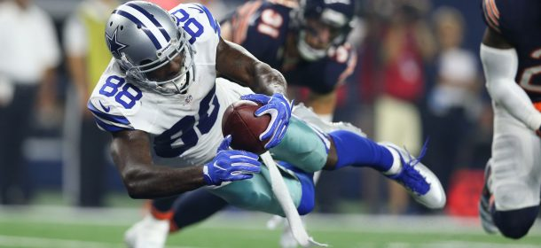 Cowboys Owner Jerry Jones Expects Dez Bryant Back For Week 8