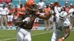 """Pryor Puts Team on his Back, """"Mad at Himself"""" After Browns Loss"""