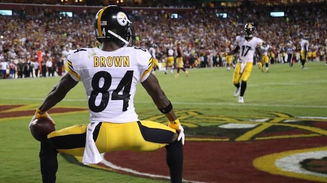 Brown, Penalty
