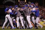 MLB Postseason Futures: Four teams left