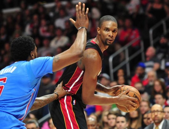 Chris Bosh gives his 'top three' he wants to make his NBA comeback with