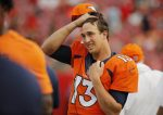 NFL News: Broncos QB Trevor Siemian's Status Remains Uncertain For Week 5