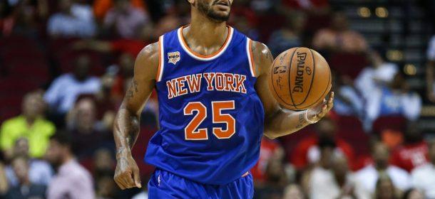 NBA Rumors: T'Wolves Express Interest In Trading For Knicks PG Derrick Rose