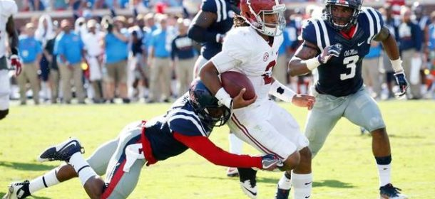 Alabama Hosts Texas A&M in SEC Saturday Showdown